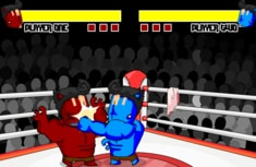 punchout by Aliens