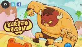 Through the beast Burrito Bison