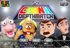 celebrity fight Crank deathmatch