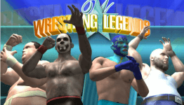 Wrestling Legends Unblocked